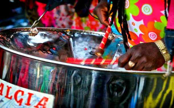 Ritmos afrocaribeños en Notting Hill Carnival