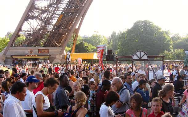 Torre Eiffel sin colas Trucos para comprar entradas rápidas