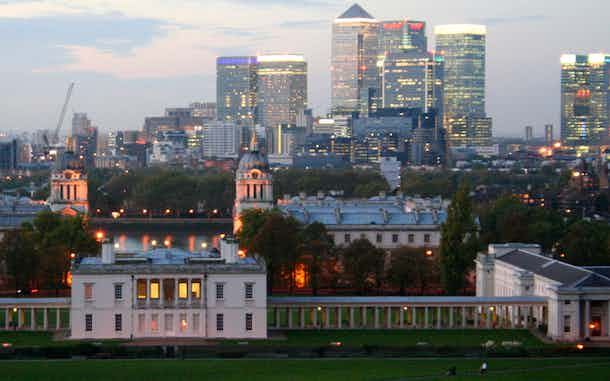 Queen House Canary Wharf Greenwich Londres