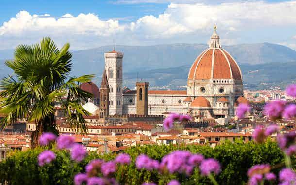 florecencia italia escapada desde roma