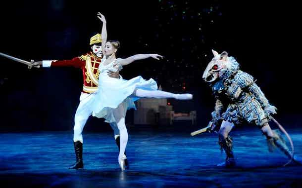 nutracker ballet el cascanueces navidad londres