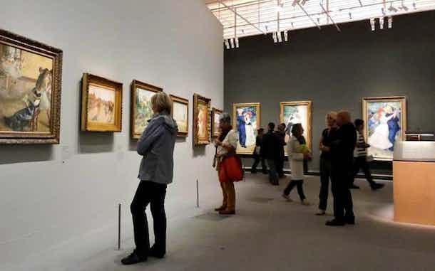 Exposiciones Paris Musee Luxembourg