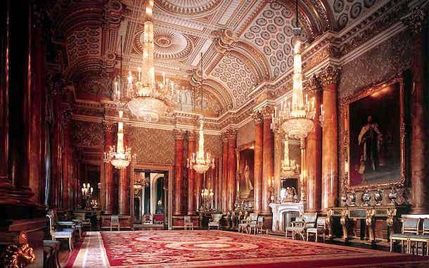 como visitar el palacio de buckingham de londres