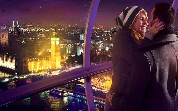 Londres escapada romántica London Eye