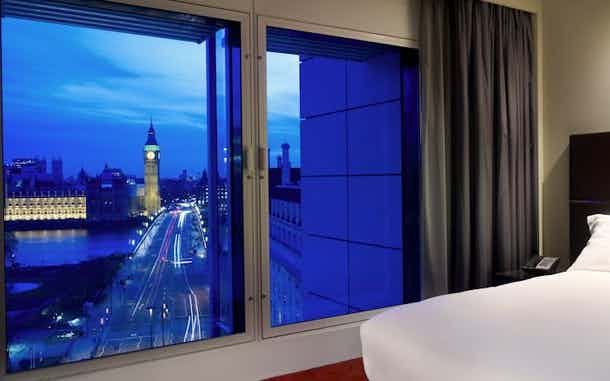 hoteles céntricos donde alojarse en londres