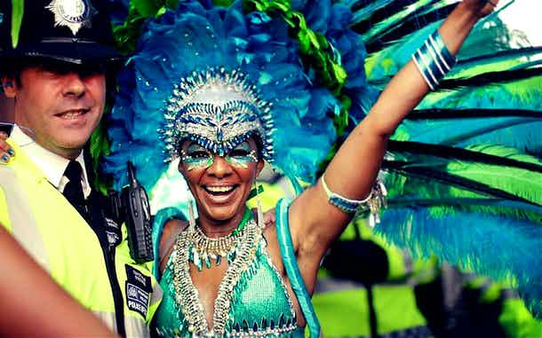 notting hill carnival londres carnaval agosto