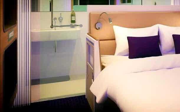 yotel paris hotel por horas