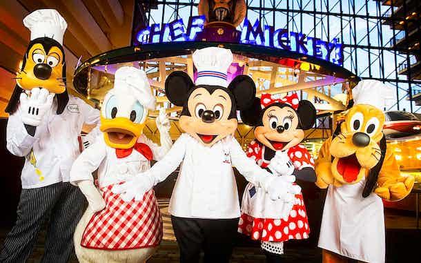 Donde Comer Disneyland Paris