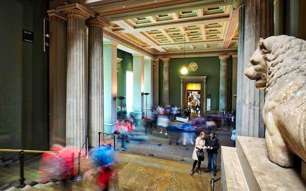 museos gratis londres british museum