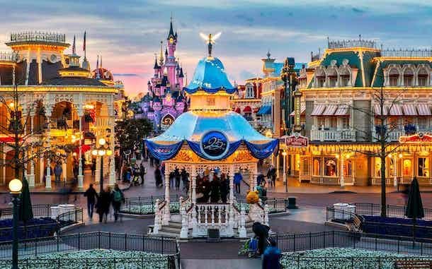 Comprar entradas ultima hora en Disneyland Paris