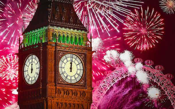 Campanadas Nochevieja Big Ben Londres