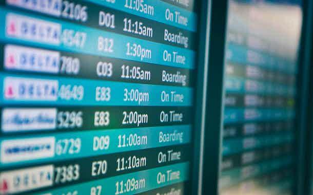 Calendario Huelgas para Viajeros