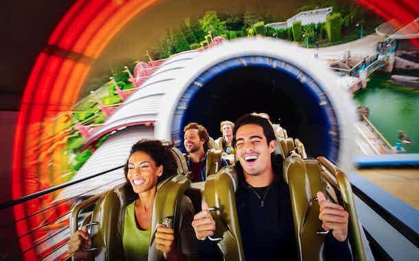 Disneyland Paris solo para Adultos Space Moiuntain