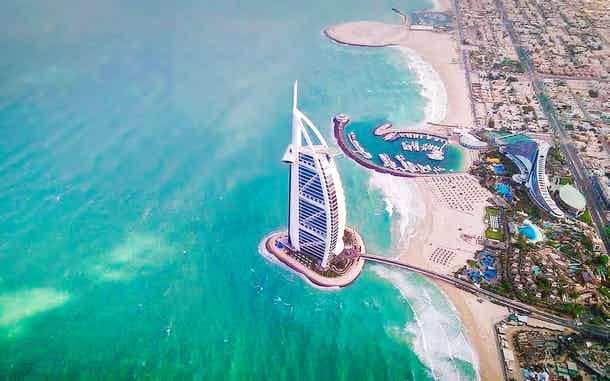 Que ver Dubai Atracciones Imprescindibles Burj Al-Arab