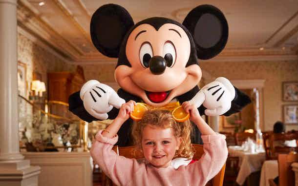 Aniversario Mickey Mouse Disneyland Paris