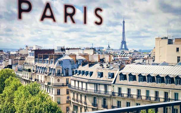Otras torres de Paris Behzad Ghaffarian