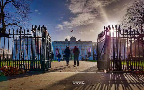 Puertas Abiertas National Maritime Museum Greenwich