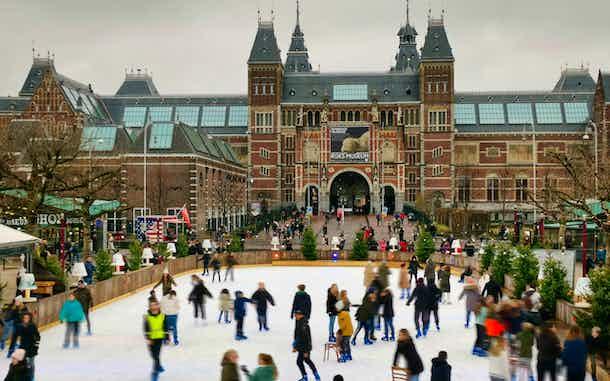 Visitar Amsterdam Feberero Rijksmuseum
